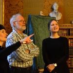 Borgmester Per Bregengaard og borgmester Anne Vang